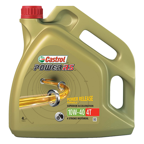 Castrol Power RS 10W-40 4 liter